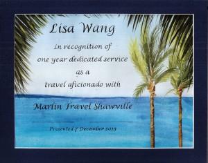 Marlin Travel 2013