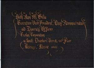 Rroger n. envelope 6